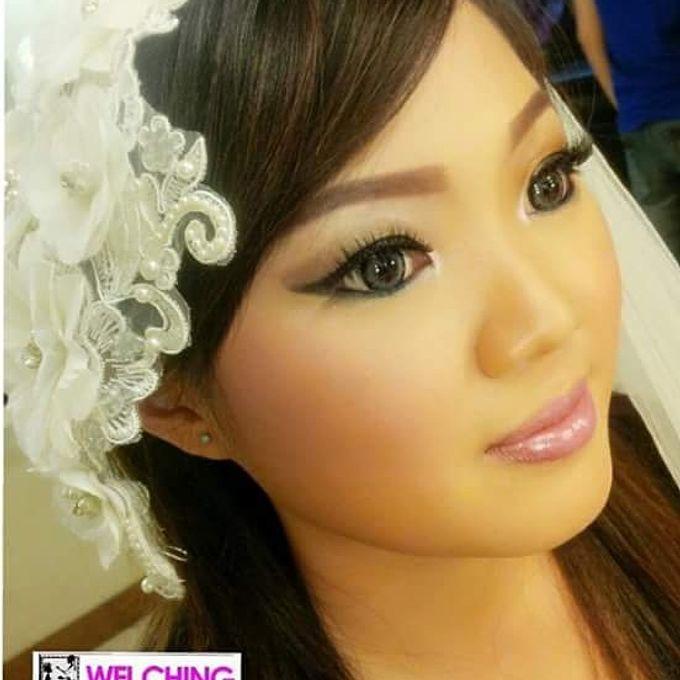 Wedding MakeUp N SulamAlis by Weiching Bridal Make Up - 003