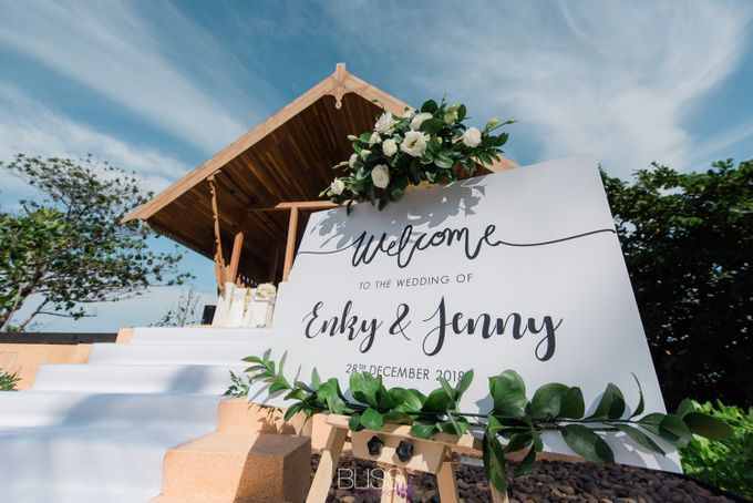 Jenny and Enky wedding at The Ritz Carlton Koh Samui by BLISS Events & Weddings Thailand - 001