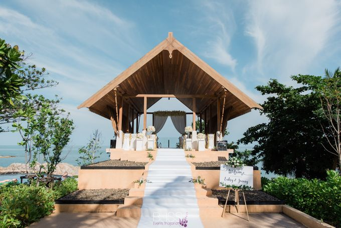 Jenny and Enky wedding at The Ritz Carlton Koh Samui by BLISS Events & Weddings Thailand - 004