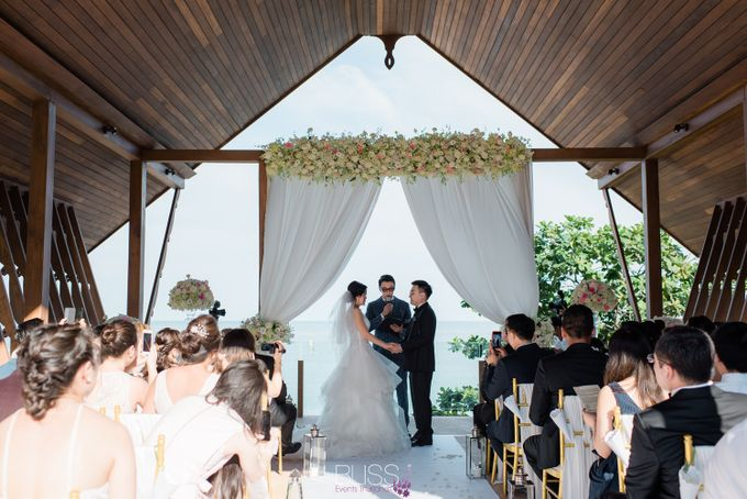 Jenny and Enky wedding at The Ritz Carlton Koh Samui by BLISS Events & Weddings Thailand - 002