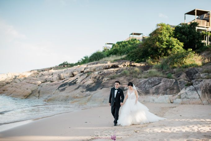 Jenny and Enky wedding at The Ritz Carlton Koh Samui by BLISS Events & Weddings Thailand - 006