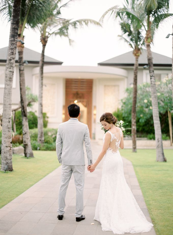 Nagisa Bali Wedding For Anh & Steven by Nagisa Bali - 003