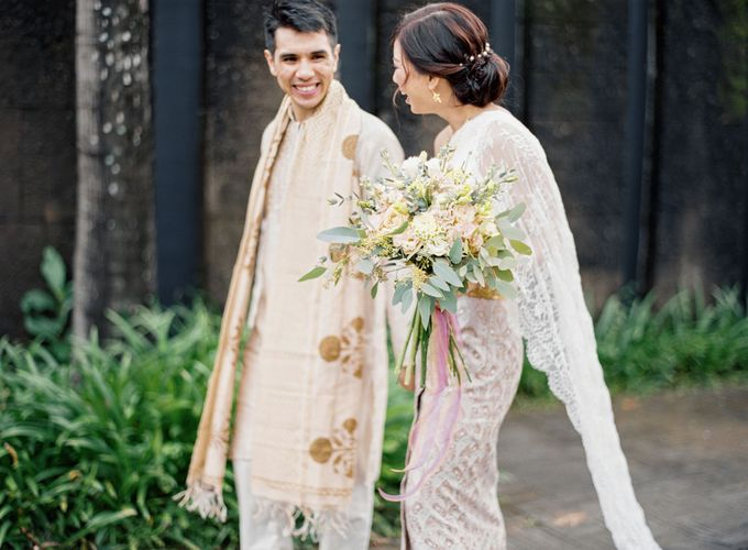 L & A Wedding by Soori Bali - 004