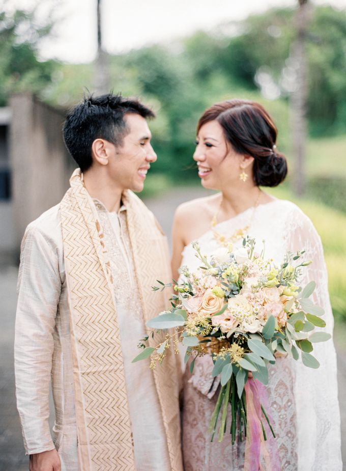 L & A Wedding by Soori Bali - 003