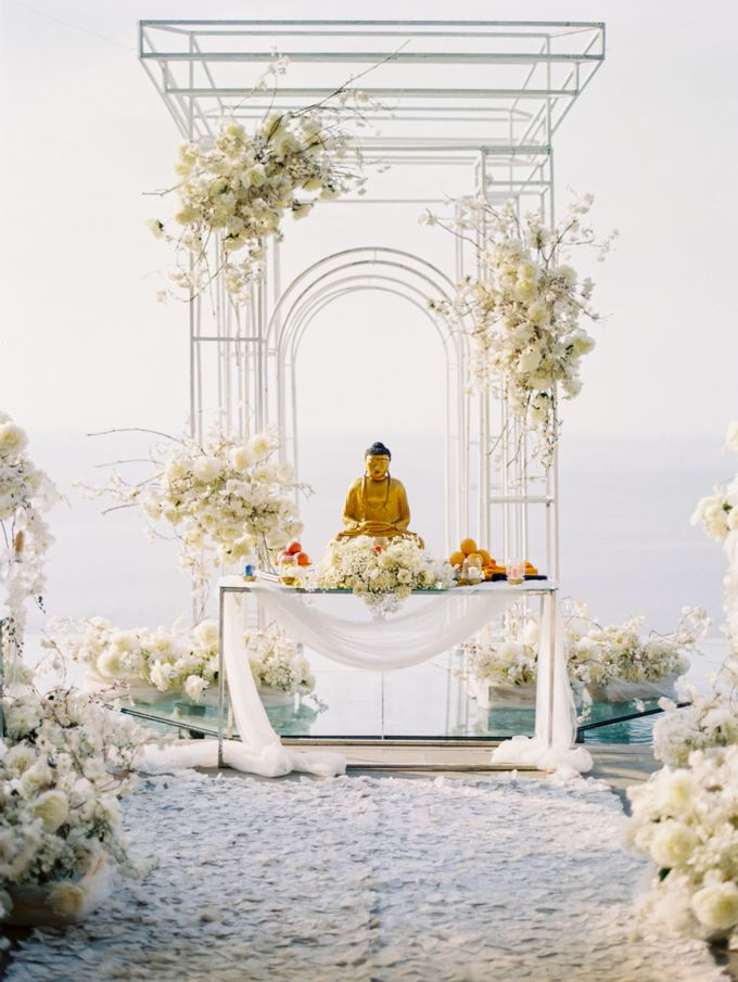 Alvin & Lia Wedding by KAMAYA BALI - 011