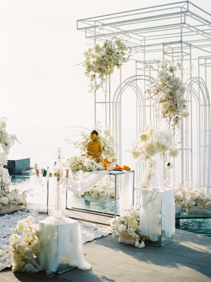 Alvin & Lia Wedding by KAMAYA BALI - 012