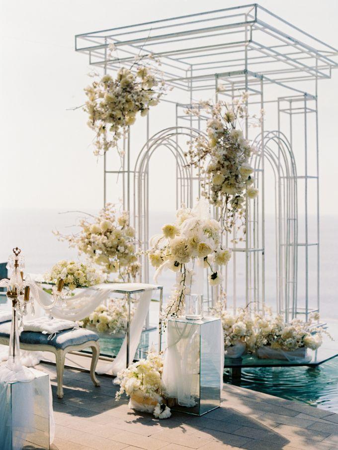 Alvin & Lia Wedding by KAMAYA BALI - 013