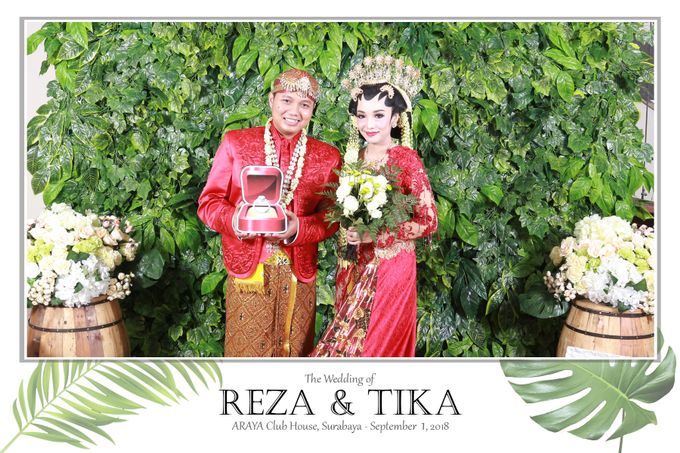 Reza & Tika Wedding by The Caramel's Corner - 001
