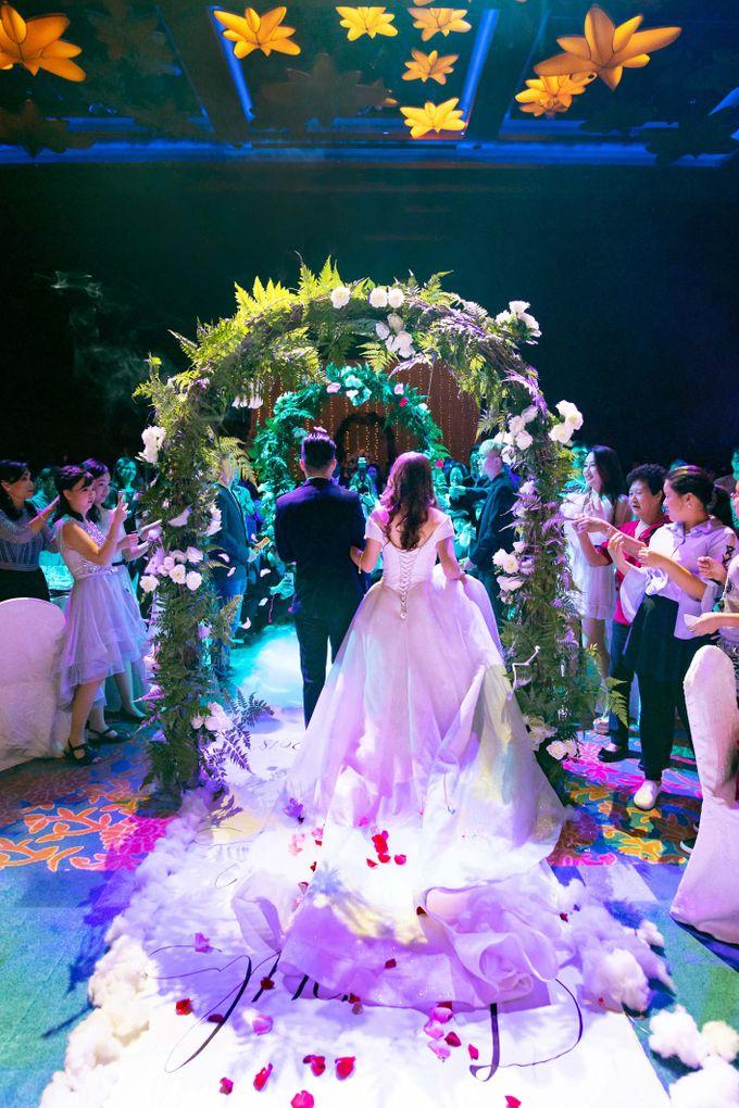 Resorts World Sentosa Wedding by GrizzyPix Photography - 001