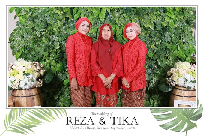Reza & Tika Wedding by The Caramel's Corner - 010
