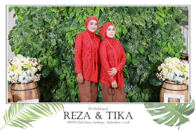 Reza & Tika Wedding by The Caramel's Corner - 011