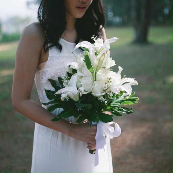 Pre-Wedding Reihan & Kisa by Benangsari Flower Studio - 001
