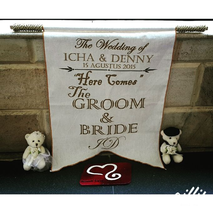 Wedding Flag by Sweetlovecollection - 016