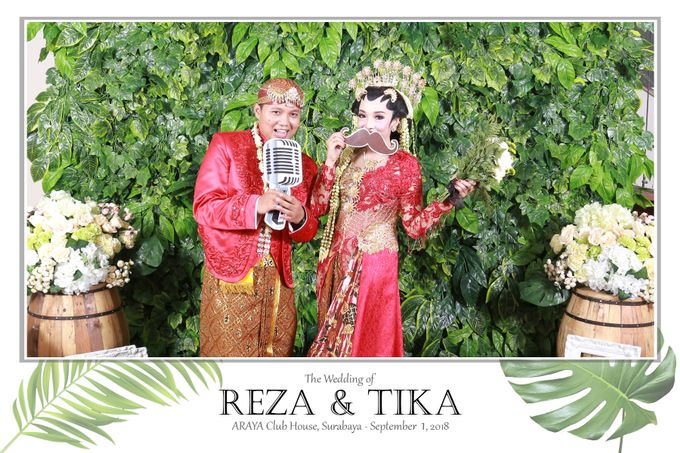 Reza & Tika Wedding by The Caramel's Corner - 002