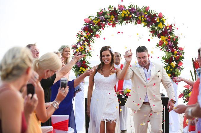 Alenka & Rob by Bali Exotic Wedding Organizer - 006