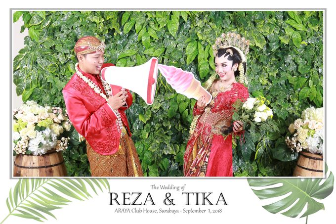 Reza & Tika Wedding by The Caramel's Corner - 003