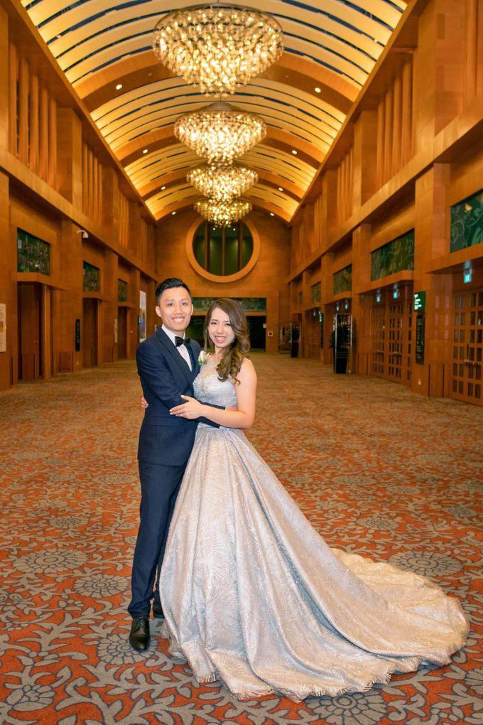 Resorts World Sentosa Wedding by GrizzyPix Photography - 002