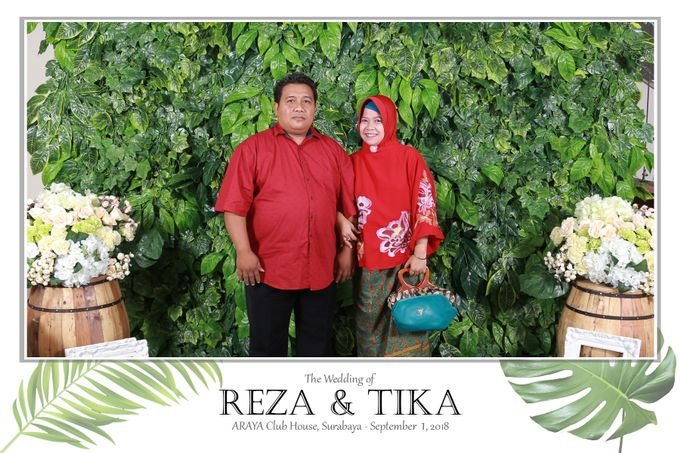 Reza & Tika Wedding by The Caramel's Corner - 004