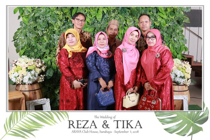Reza & Tika Wedding by The Caramel's Corner - 006