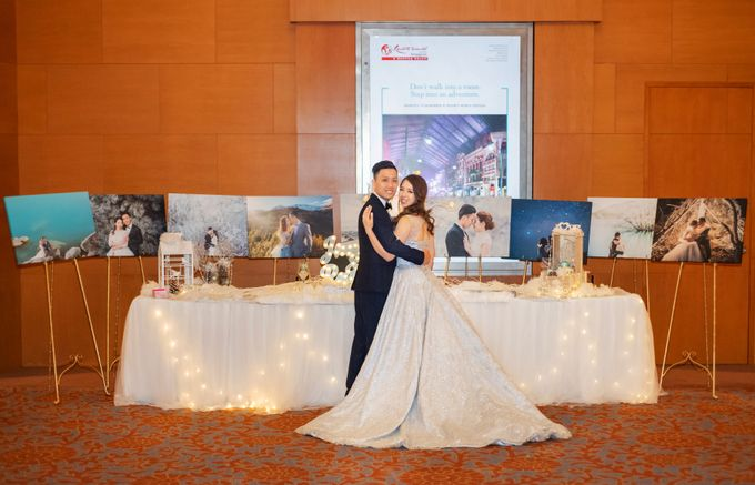 Resorts World Sentosa Wedding by GrizzyPix Photography - 012