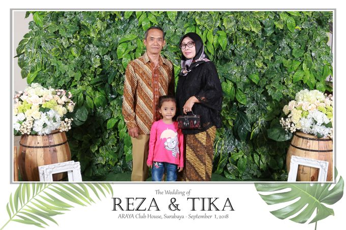 Reza & Tika Wedding by The Caramel's Corner - 005