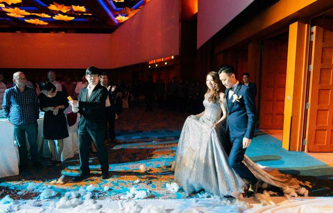 Resorts World Sentosa Wedding by GrizzyPix Photography - 013