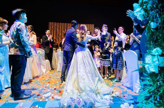 Resorts World Sentosa Wedding by GrizzyPix Photography - 014