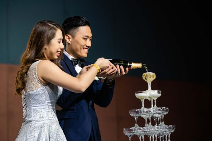 Resorts World Sentosa Wedding by GrizzyPix Photography - 015