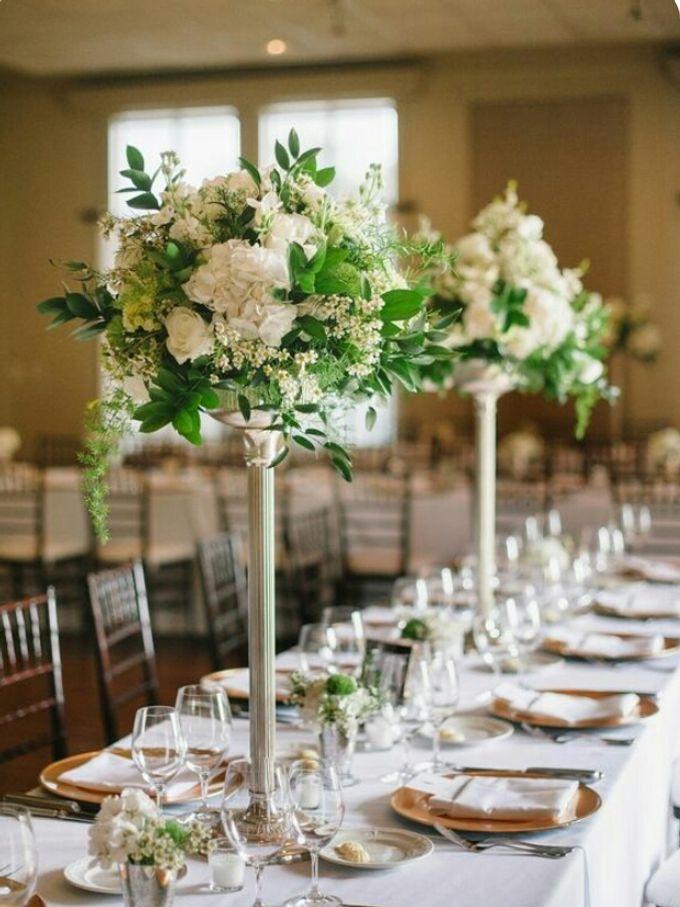 Dining Floral Arrangement by Dorcas Floral - 004