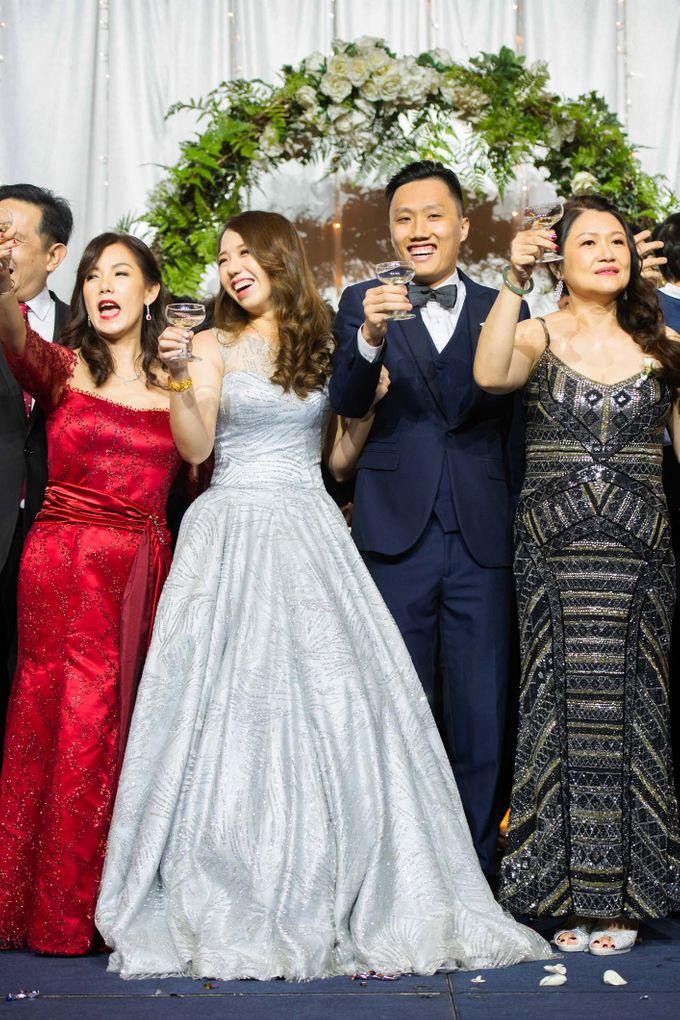 Resorts World Sentosa Wedding by GrizzyPix Photography - 018