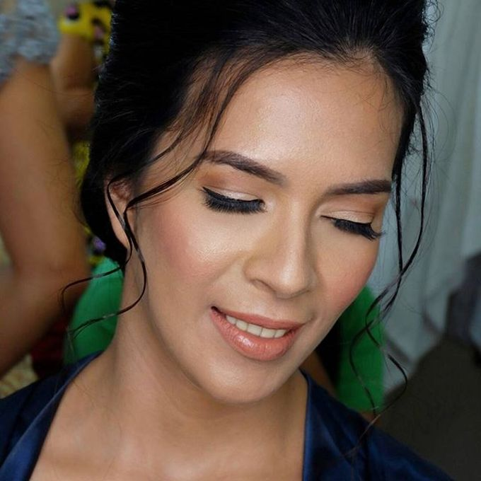 Kairra and Pao Wedding by Diana May Makeup Artistry - 002