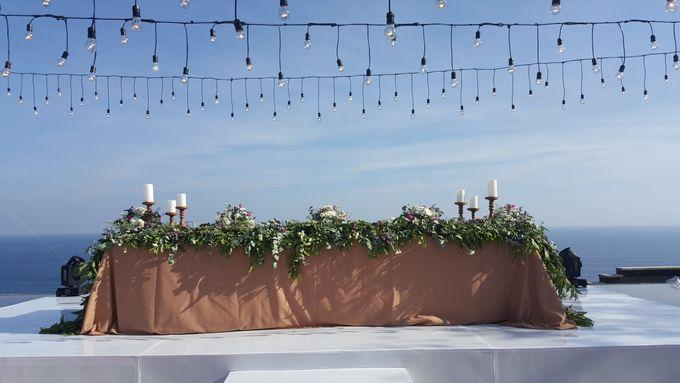 Sunset Garden Party by d'Oasis Florist & Decoration - 034