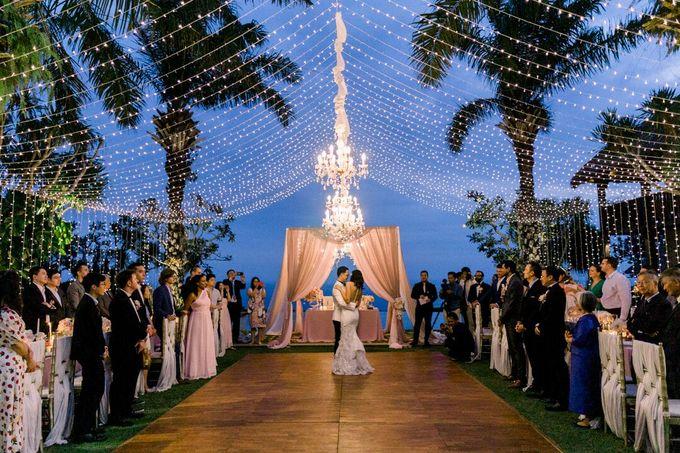 Whimsical Tropical Wedding at Stone House by Tirtha by Tirtha Bali - 024