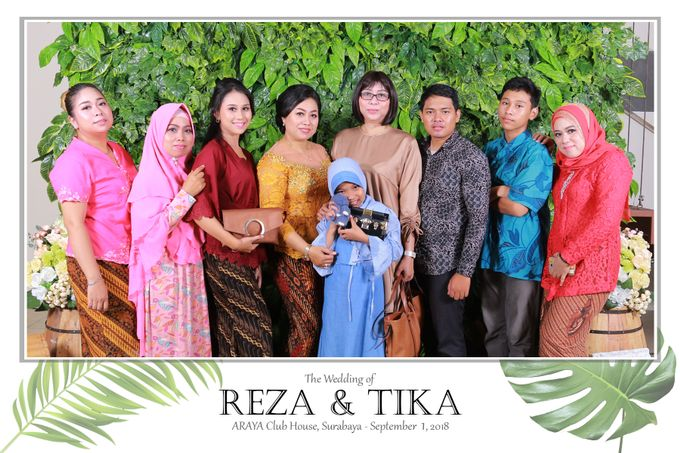 Reza & Tika Wedding by The Caramel's Corner - 007