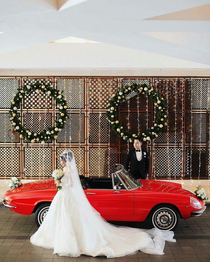 The Wedding Of Ronald & Ellen by FIVE Seasons WO - 003
