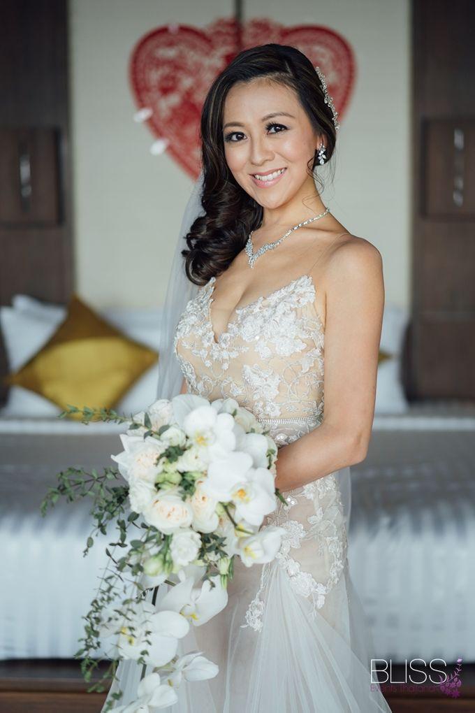 Wedding at villa Aye Phuket Thailand by BLISS Events & Weddings Thailand - 003