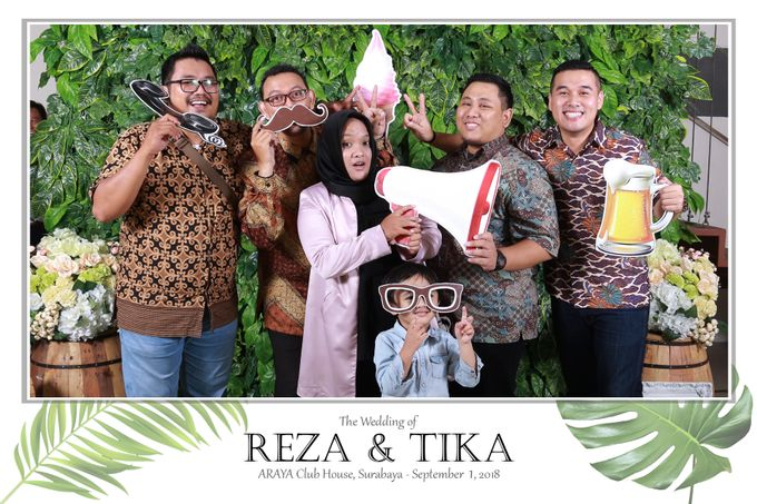 Reza & Tika Wedding by The Caramel's Corner - 008