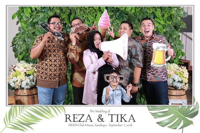 Reza & Tika Wedding by The Caramel's Corner - 009