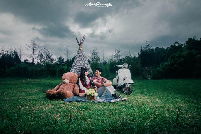 Lilik & Legia by Apict Photoworks - 003