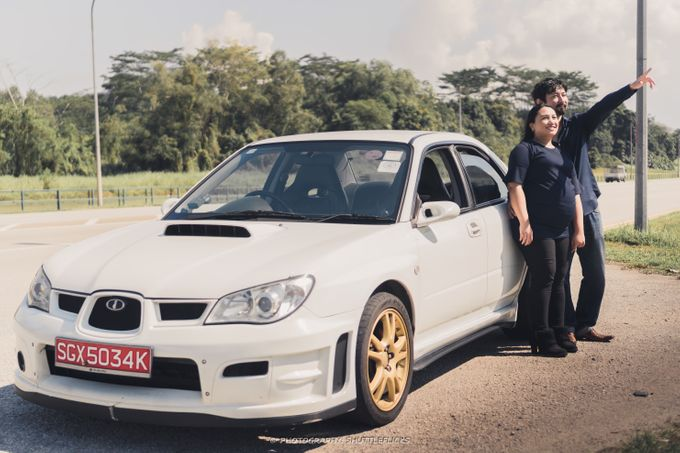 Couple Car Shoot by Shuttleflicks Photography - 011