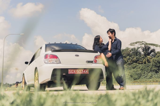 Couple Car Shoot by Shuttleflicks Photography - 012