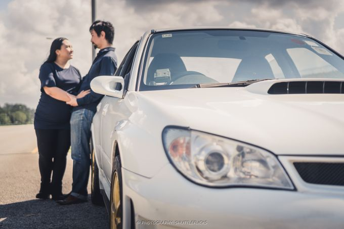Couple Car Shoot by Shuttleflicks Photography - 006