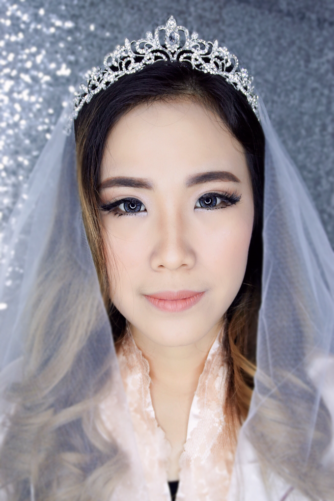 Wedding Makeup  by Rac.mua - 003