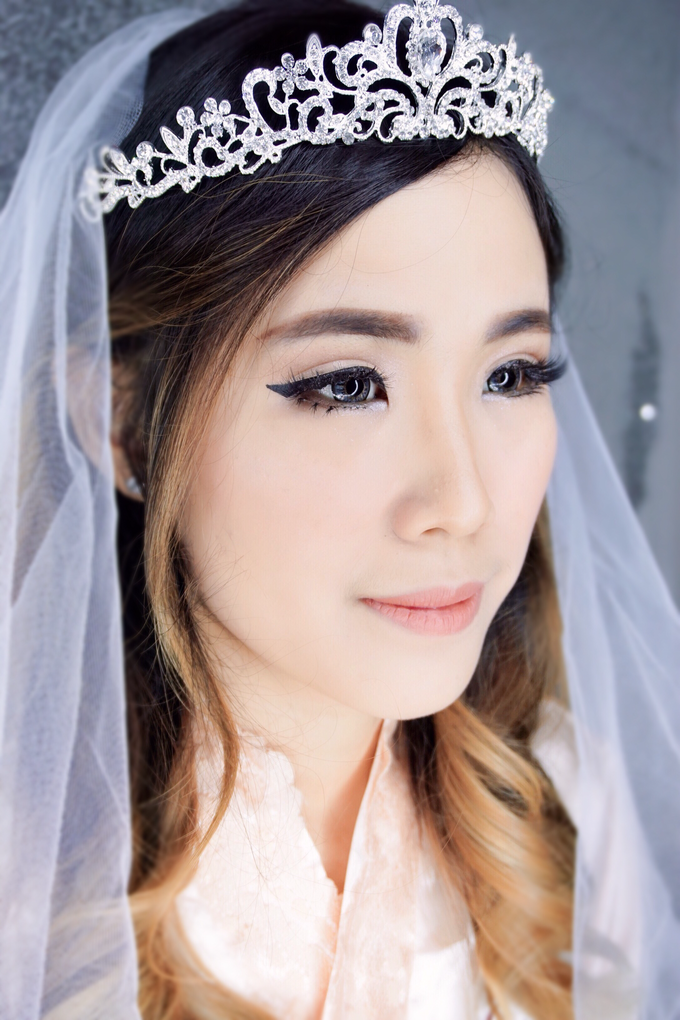 Wedding Makeup  by Rac.mua - 004