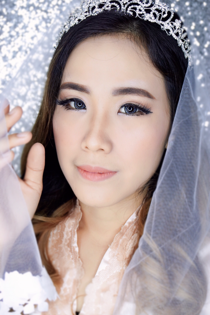 Wedding Makeup  by Rac.mua - 005