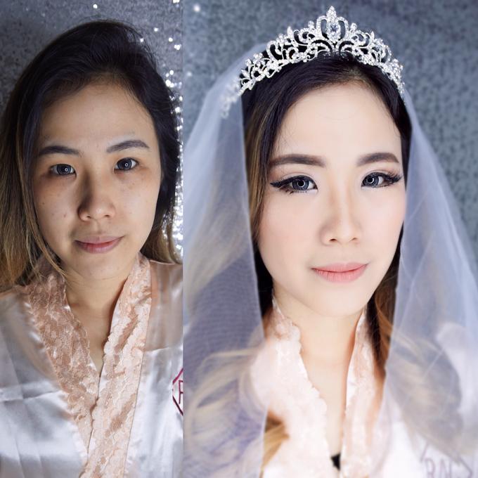 Wedding Makeup  by Rac.mua - 006