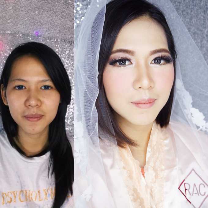 Dolly Korean Wedding Makeup by Rac.mua - 001