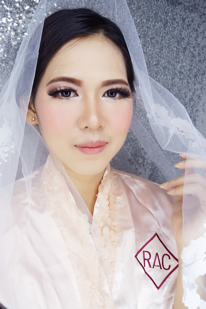 Dolly Korean Wedding Makeup by Rac.mua - 002