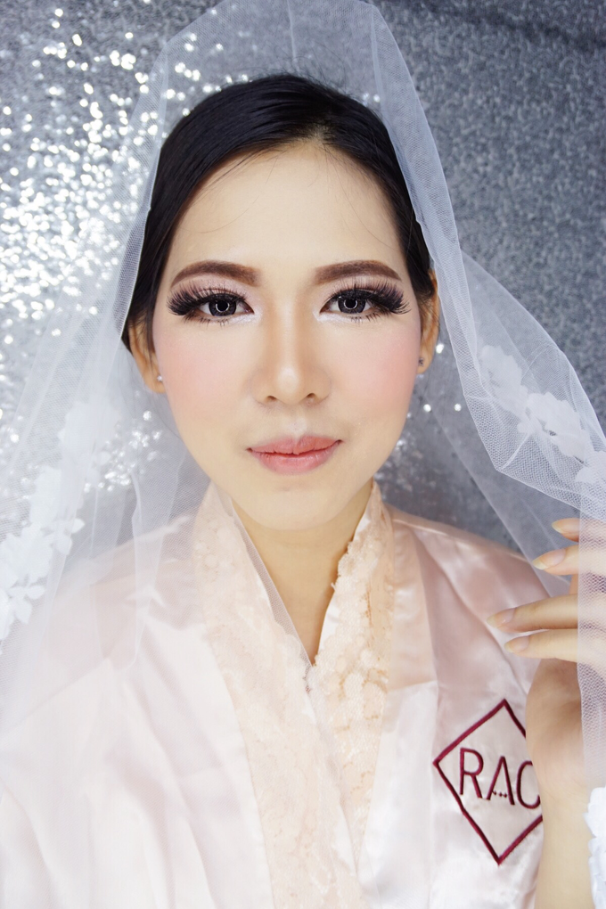 Dolly Korean Wedding Makeup by Rac.mua - 003