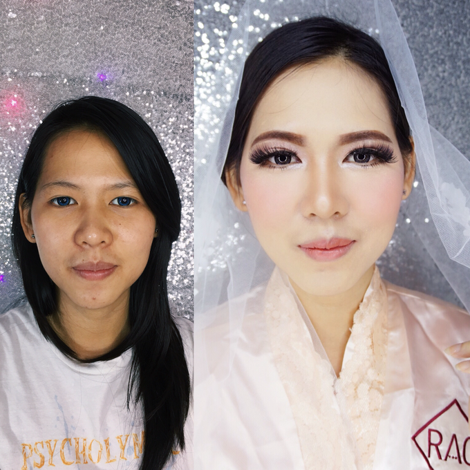 Dolly Korean Wedding Makeup by Rac.mua - 004